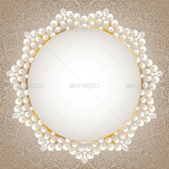 GraphicRiver Pearl Frame 6594658