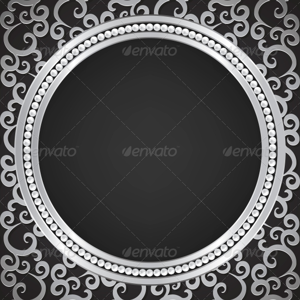 GraphicRiver Pearl Frame 6594701