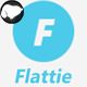 Flattie - Flat Responsive Email Template - ThemeForest Item for Sale