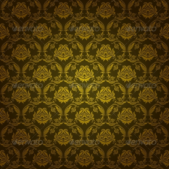 GraphicRiver Damask Seamless Floral Pattern 6594730