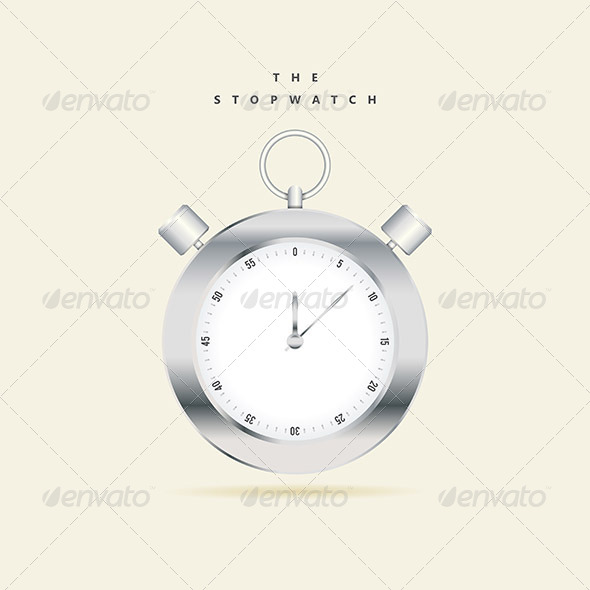 GraphicRiver The Stopwatch 6595628