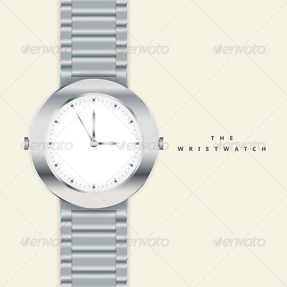 GraphicRiver The Wristwatch 6595629