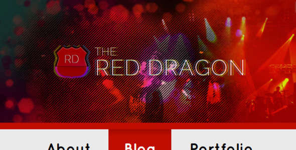 Red Dragon -  Responsive Ghost Theme - Indus Net