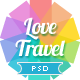 Love Travel - Creative Travel Agency Theme