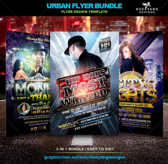 Urban Flyer Bundle