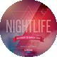 Nightlife Flyer - GraphicRiver Item for Sale