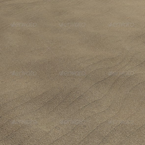 Desert Sand Seamless Ground Texture - 3DOcean Item for Sale