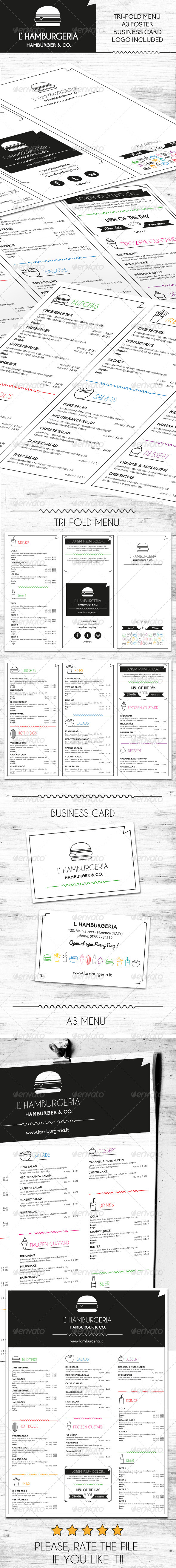 GraphicRiver Hamburger Menu 6587350
