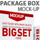 Package Boxes 3d Mock-up