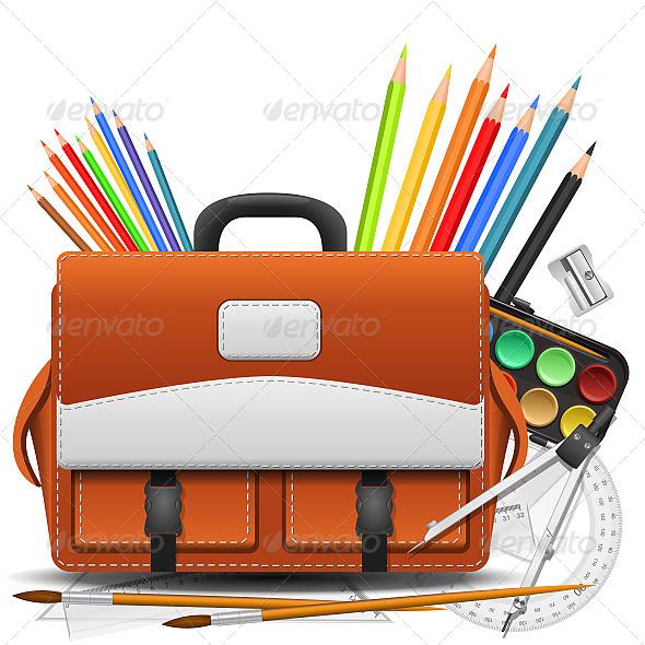GraphicRiver Back to School 6599736