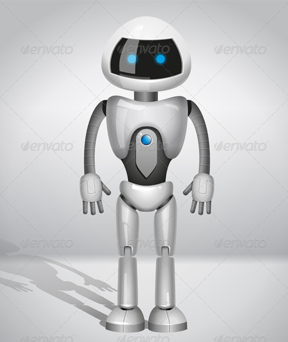 GraphicRiver Robot 6599785