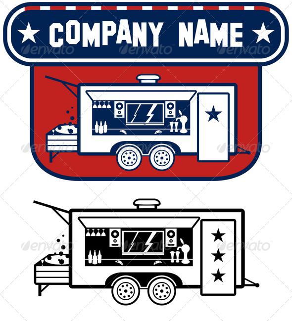 GraphicRiver Caravan Trailer 6599944