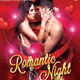 Romantic Night Flyer Template - GraphicRiver Item for Sale