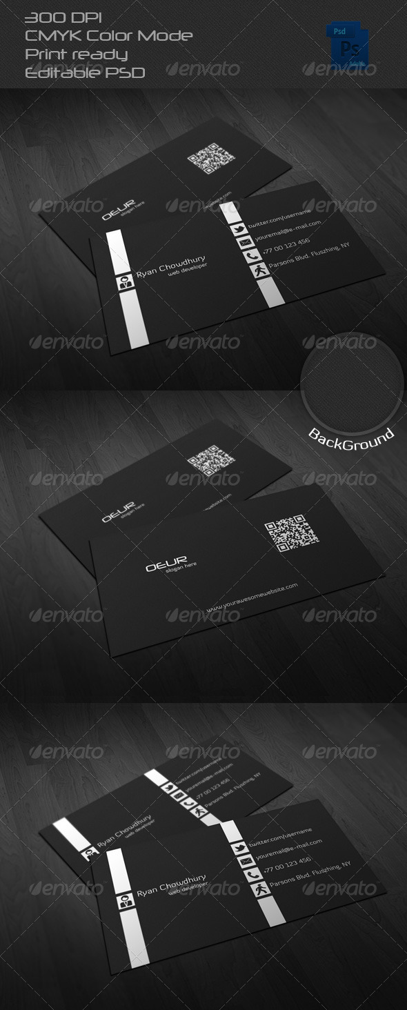 GraphicRiver Corporate Business Card 15 6602018