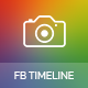 Photographer Desinger Developer Portfolio FB Cover - GraphicRiver Item for Sale