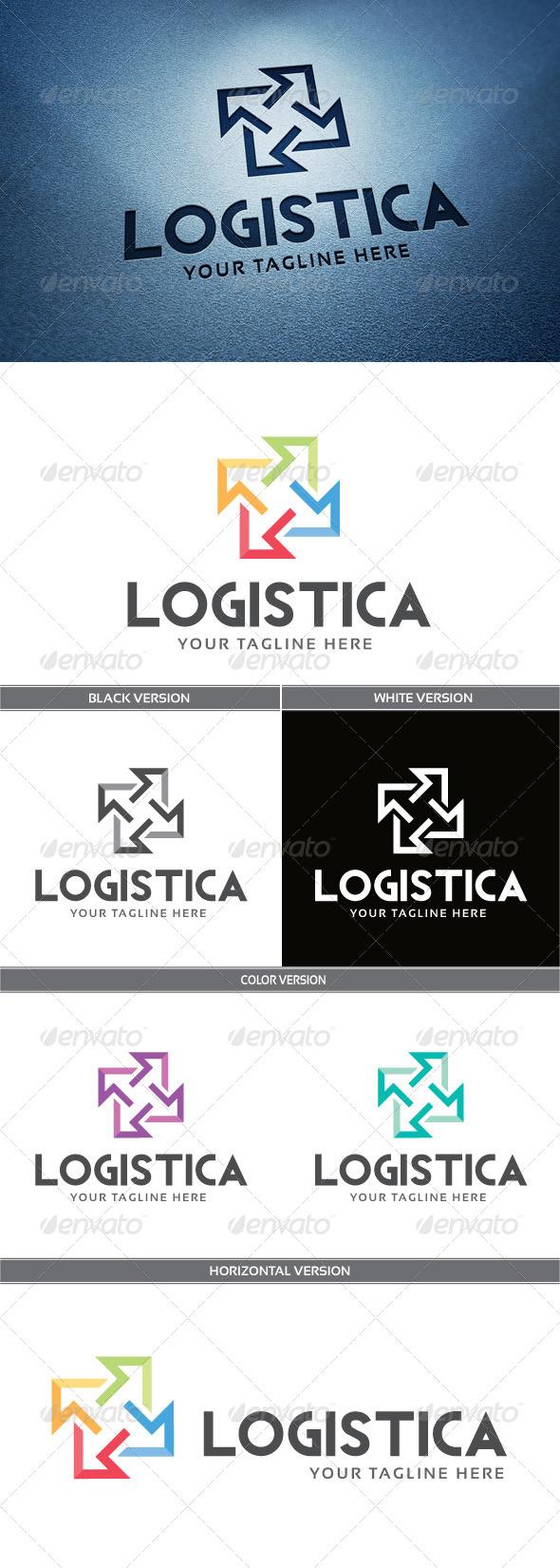 GraphicRiver Logistica 6602376