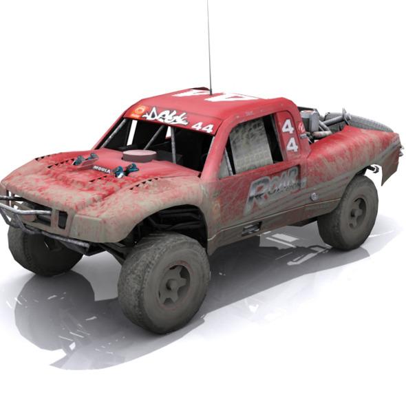 3DOcean Truck 6602580