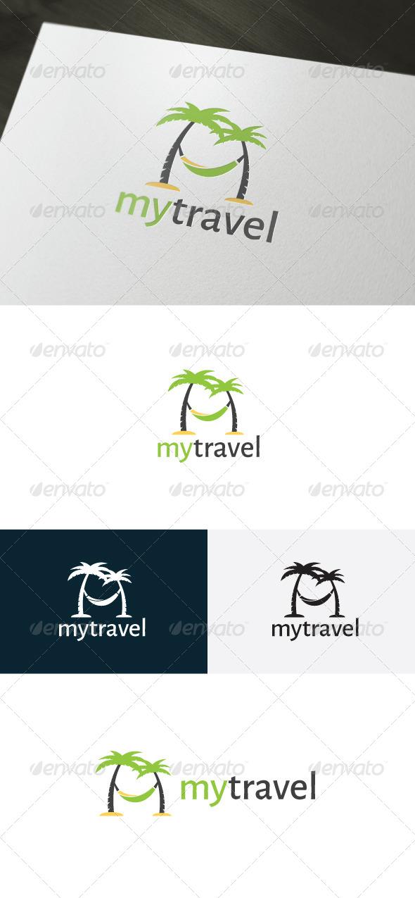 GraphicRiver My Travel Logo 6602252