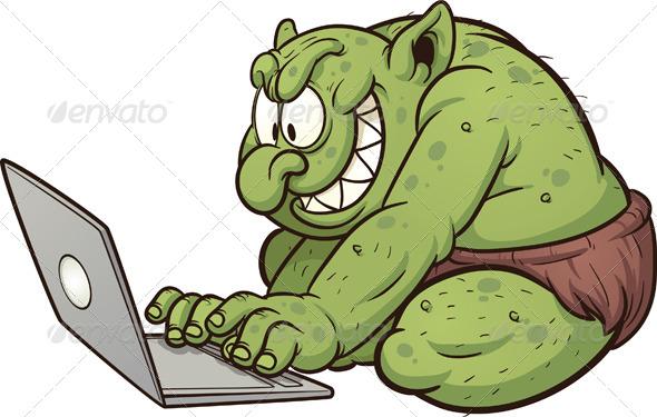 GraphicRiver Internet Troll 6603533