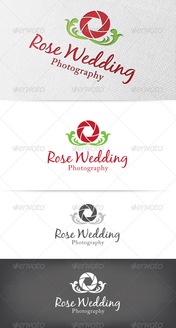 Rose Photography Logo