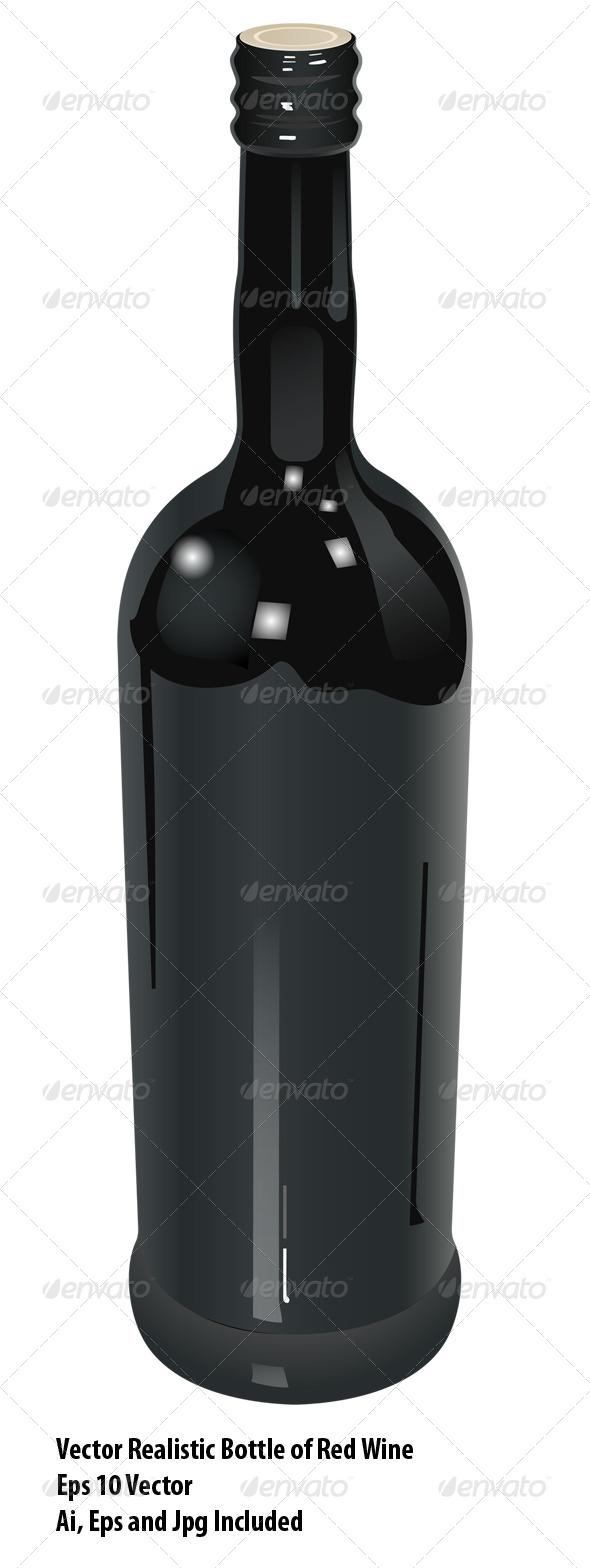 GraphicRiver Red Wine 6603607