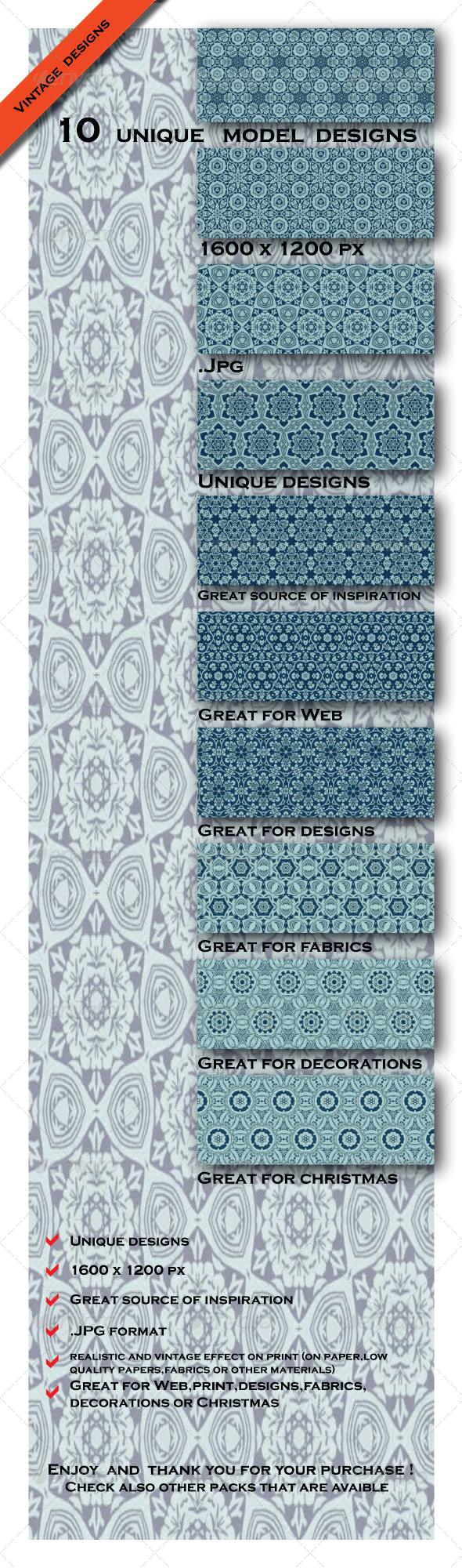GraphicRiver 10 Natural Designs Wild Blue 6603789