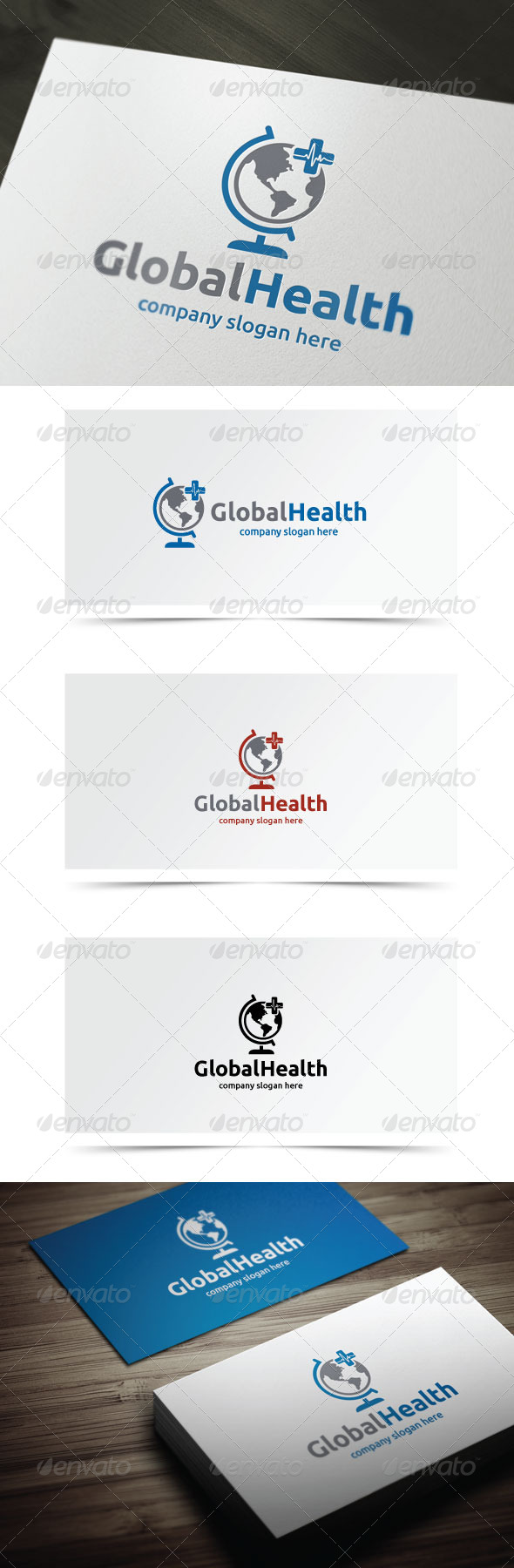 GraphicRiver Global Health 6603793