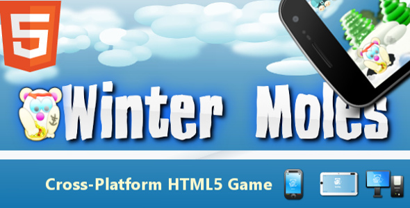 CodeCanyon Winter Moles HD 6603797
