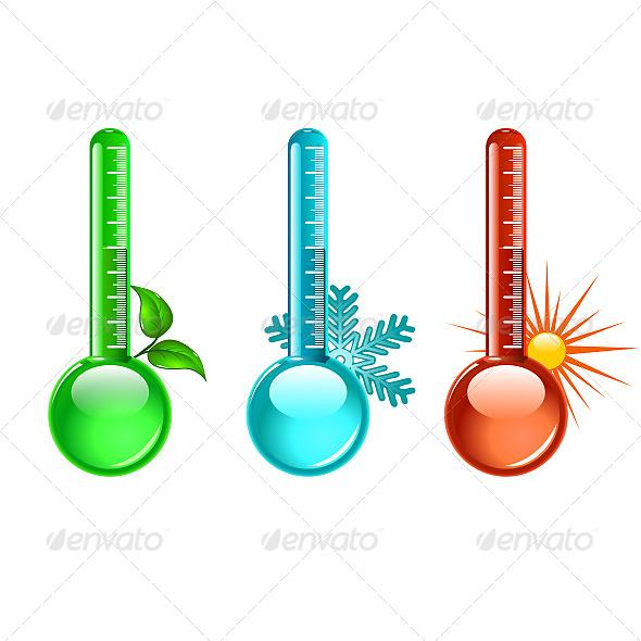 GraphicRiver Thermometer 6603891