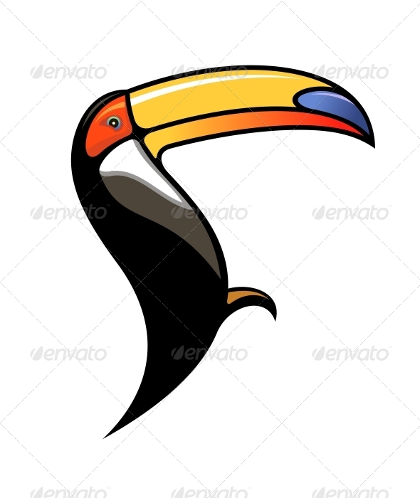 GraphicRiver Toucan 6604310