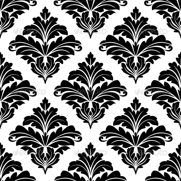 GraphicRiver Seamless Arabesque Pattern 6604590
