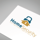 Home Security Logo Template - GraphicRiver Item for Sale