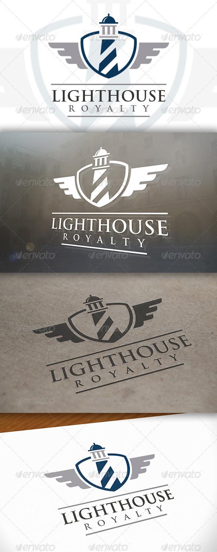 GraphicRiver Lighthouse Logo 6606538