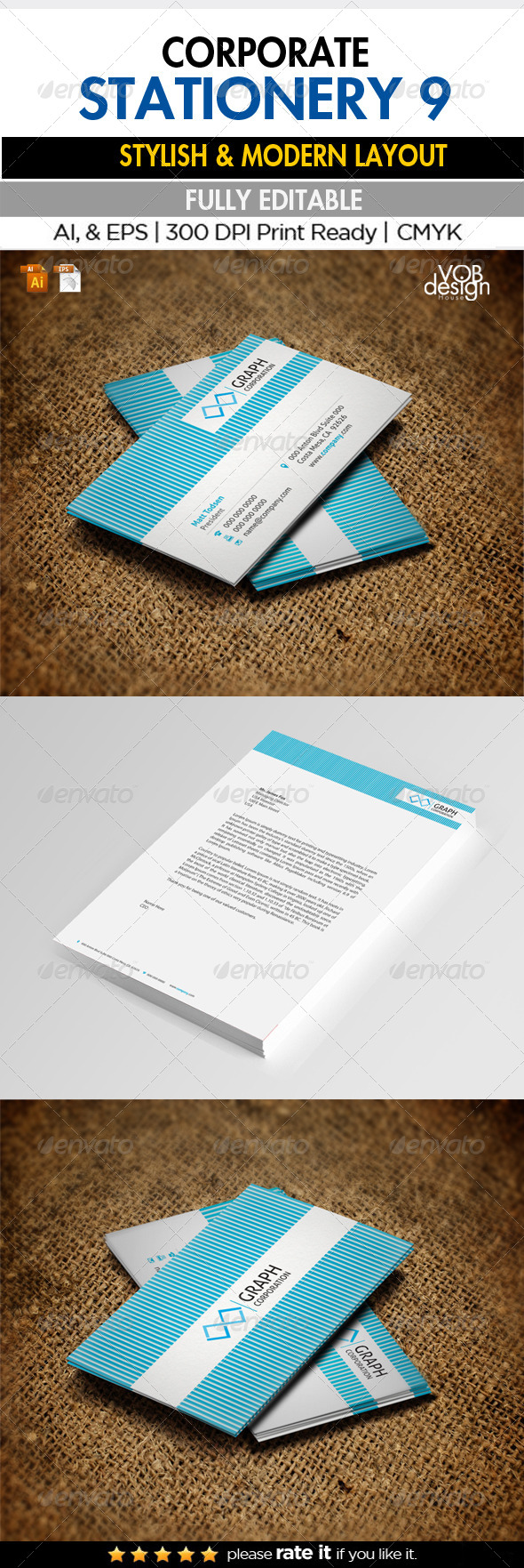 Corporate Stationery 9