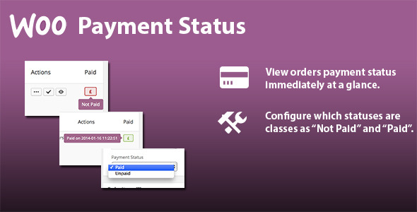CodeCanyon WooCommerce Payment Status 6608142