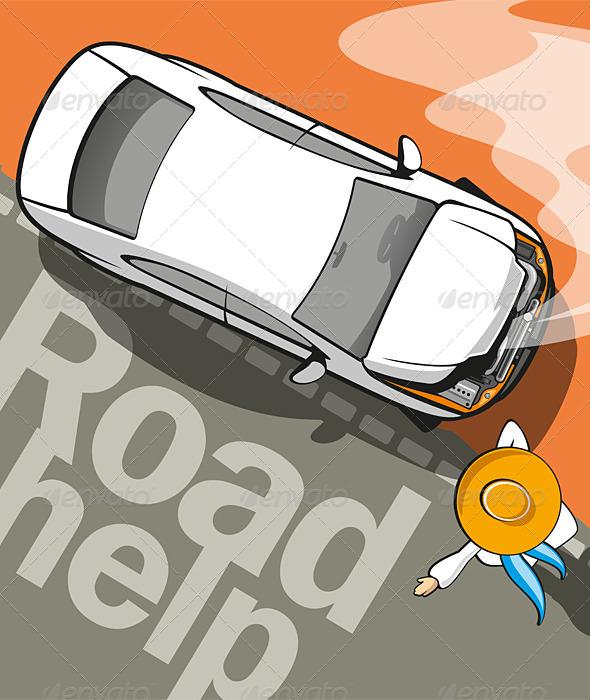Road Help - Conceptual Vectors