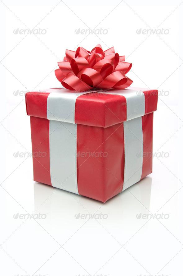 PhotoDune Gift box 693940