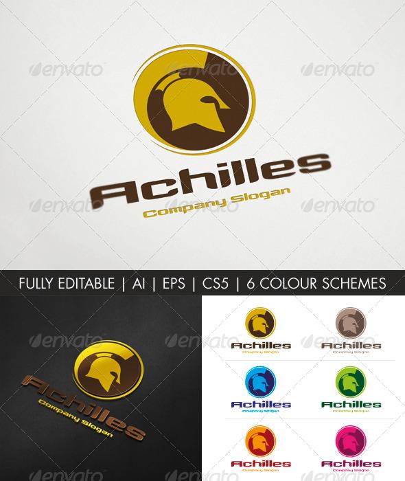 GraphicRiver Achilles 6608960