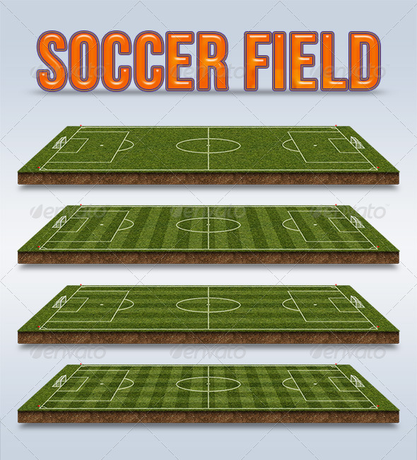 GraphicRiver Soccer Field 6609051