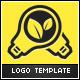 Eco Ideas Logo Template - GraphicRiver Item for Sale