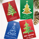 Christmas Tree Cards - GraphicRiver Item for Sale