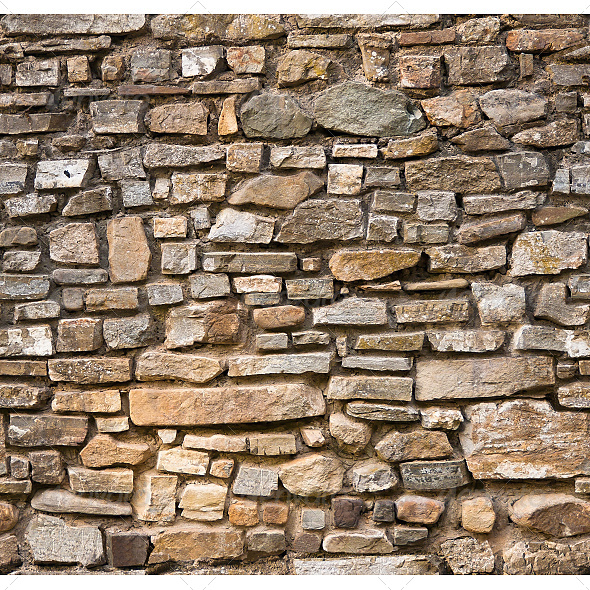 GraphicRiver Stone wall Texture 6610296