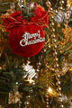 Merry Christmas ornament - PhotoDune Item for Sale