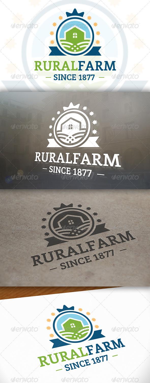 Real Estate Crest Logo