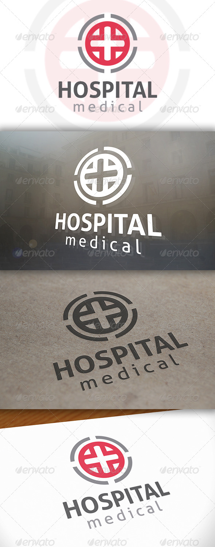 GraphicRiver Medic Logo 6610545