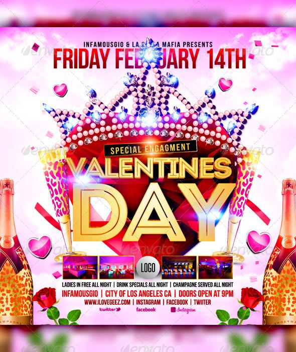 GraphicRiver Valentines Day 8 6605798