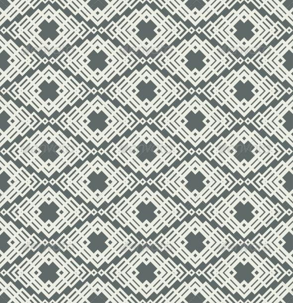 GraphicRiver Seamless Color Retro Pattern Background 6611192