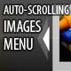 Auto-Scrolling images menu - ActiveDen Item for Sale