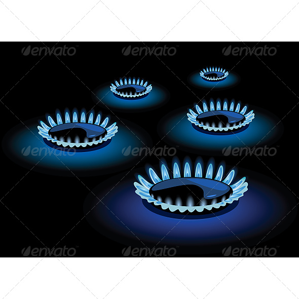 GraphicRiver Gas Cooker 6611367