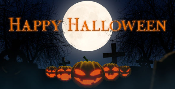After Effects Project - VideoHive Happy Halloween 694468